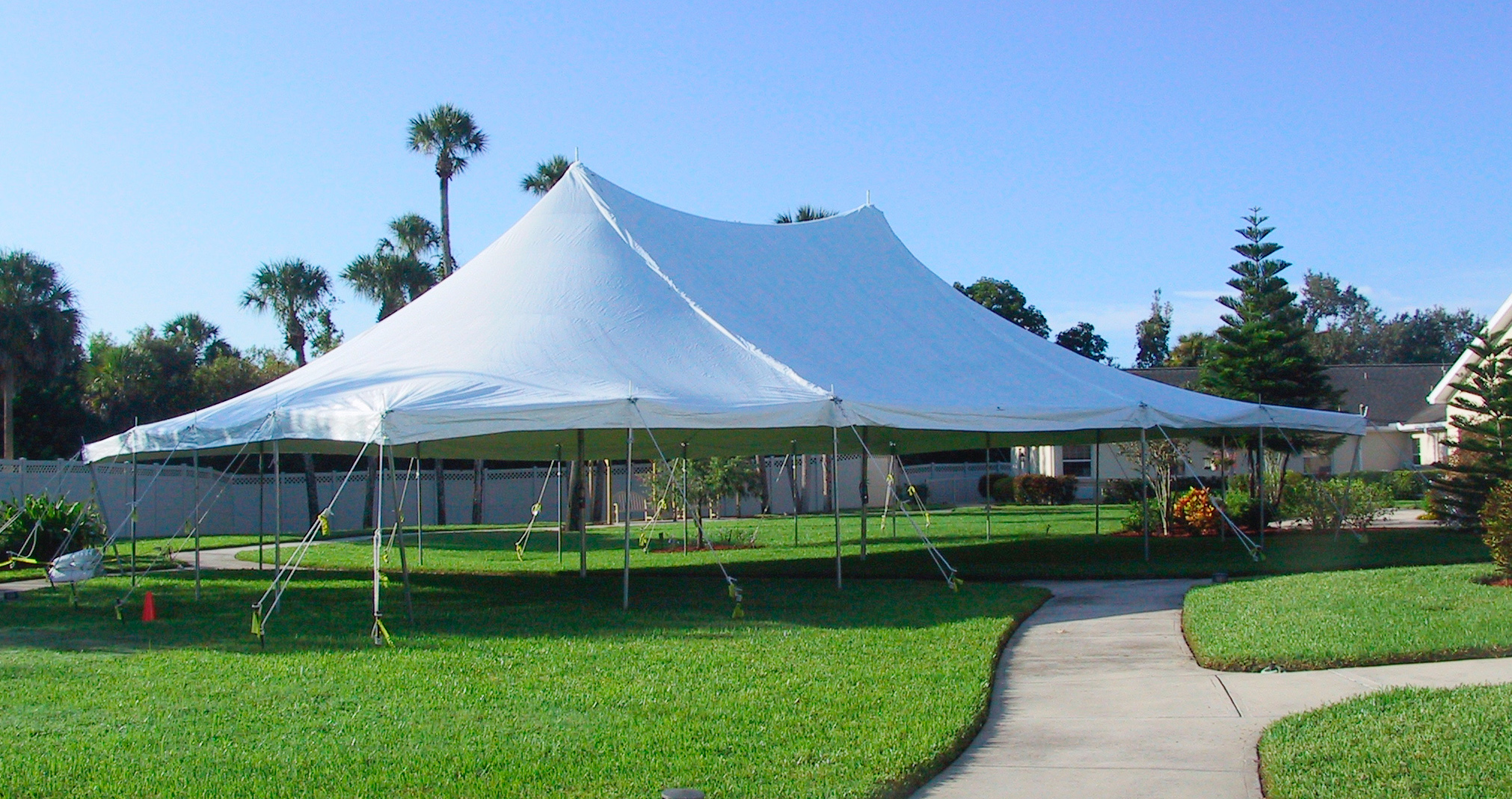 Traditional Pole Tents